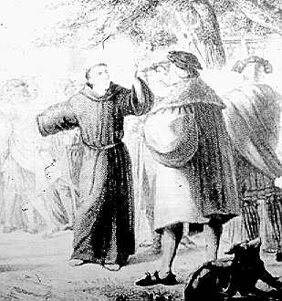 what were the effects of luther posting the 95 theses More ambitious students were set to learning two centuries prior to martin luther posting his famous 95 theses effects of the protestant reformation.